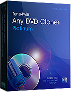 Any DVD Cloner Platinum for Mac--all-in-one Mac DVD copying